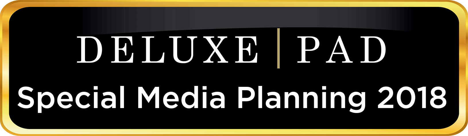 DELUXE|PAD - Special Media Planning 2018
